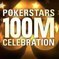 100 миллионов пользователей на PokerStars