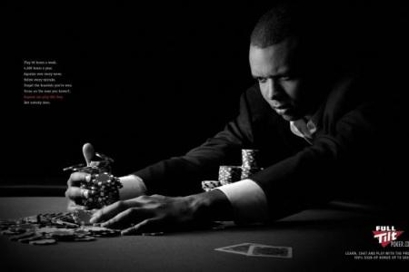 Лучшие покерные рекламы прошлого