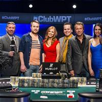 Новый чемпион на WPT LA Poker Classics