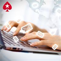 PokerStars: «C Вашим электронным адресом возникли проблемы»