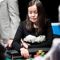 Лика Герасимова: «Это мой пятый проход в третий день Главного События WSOP»