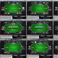 Более 30 столов зависли на PokerStars