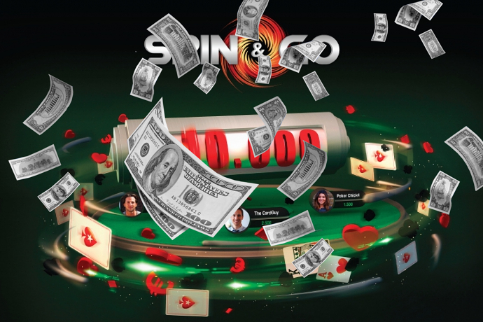 В Spin&Go PokerStars разыгран очередной миллион