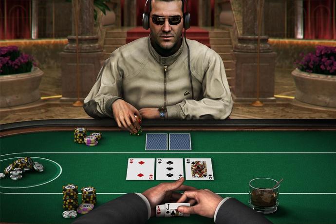 Казино мафии игра