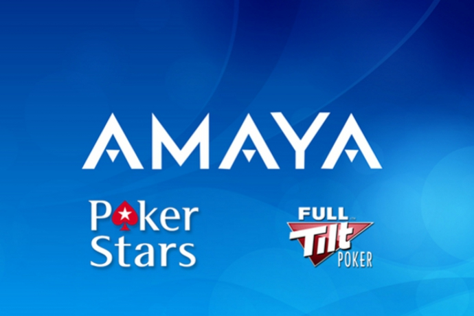Amaya, PokerStars