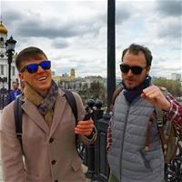 Анатолий Филатов и Сергей Лебедев потролили Дэна Кейтса