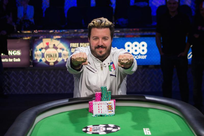 Макс Пескатори продаёт свой WSOP-браслет в благотворительных целях