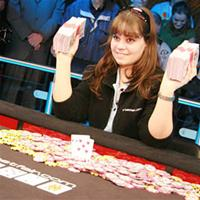 Аннет Обрестад стала представителем Venetian Poker Room