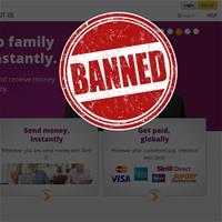 Роскомнадзор заблокировал Skrill и Qiwi