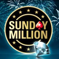 Праздничный Sunday Million c гарантией в 10 000 000$