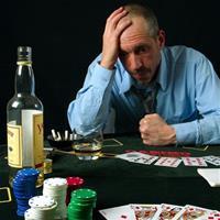 Пьяный покерист поставил на кон часть своего бизнеса