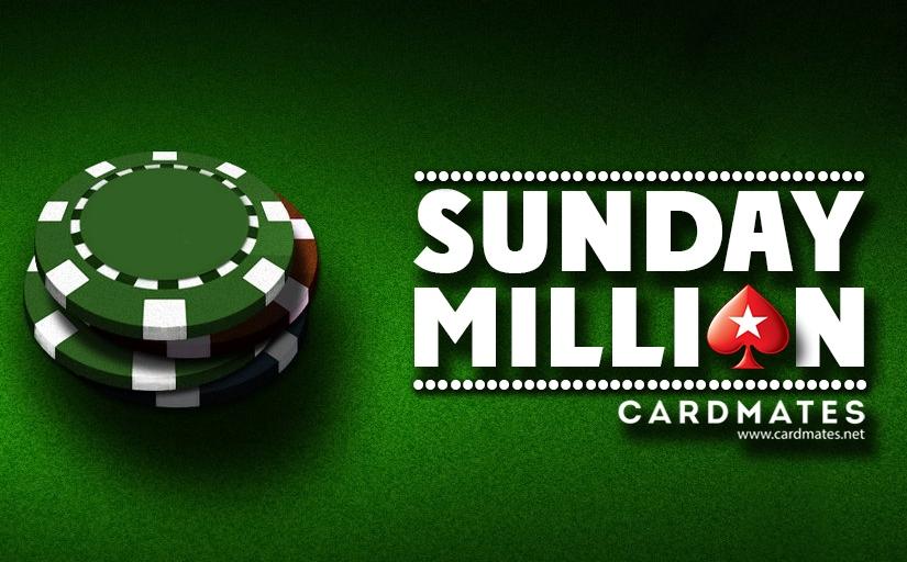 Россиянин выиграл более $91.000 в Sunday Million