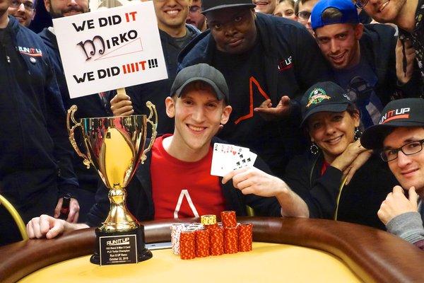 Джейсон Сомервилль выиграл турнир, который сам же и устроил