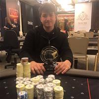 Дмитрий Урбанович выиграл турнир, опоздав на самолёт
