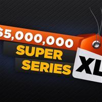 888poker: бесплатные билеты на серию 5 000 000$ Super XL