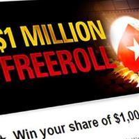 Как играть во фриролле на 1 000 000$ на PokerStars
