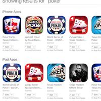 Лучшие бесплатные покерные приложения для iPhone и Android в 2017