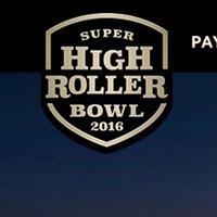 Super High Roller Bowl состоится летом 2016 года