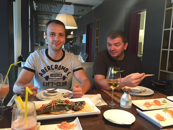 Михаил Сёмин стал раннер-апом LEI Main Event