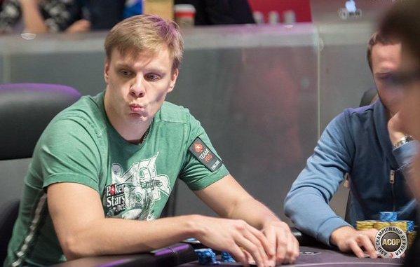 Михаил Шаламов: «На очереди турнир SuperHighroller»
