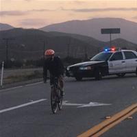 Дэн Билзерян: «Из Лас-Вегаса в Лос-Анджелес на велосипеде за 33 часа»