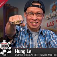 Отец пяти детей выиграл 888 888$ в турнире WSOP