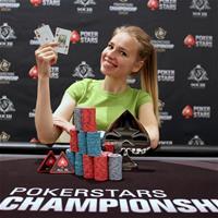 Ольга Ермольчева выиграла женский турнир на PokerStars Championship Sochi