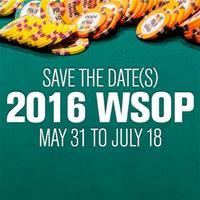 Выигран первый браслет серии WSOP 2016