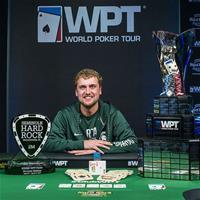 Райан Рисс – чемпион WPT Seminole Hard Rock Poker Finale