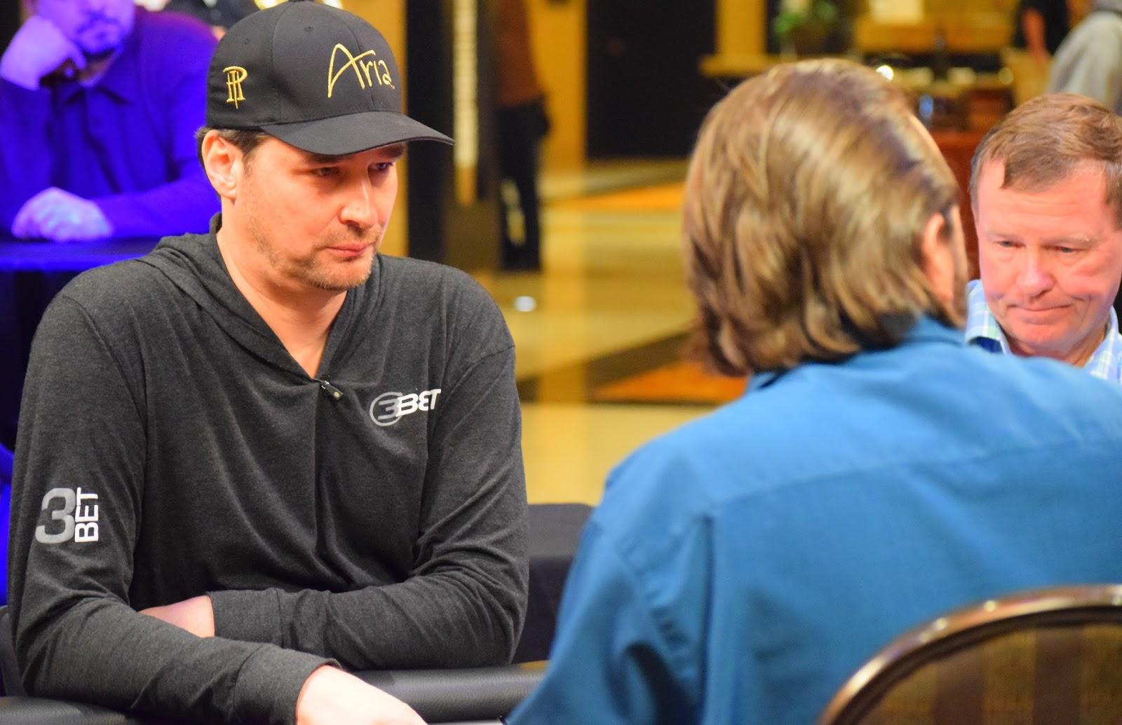 "Фил ""PokerBrat"" Хельмут на Poker Night in America"