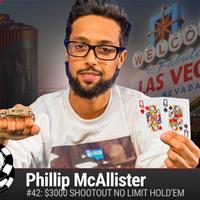 Филип МакАллистер выиграл 267 720$ в турнире WSOP