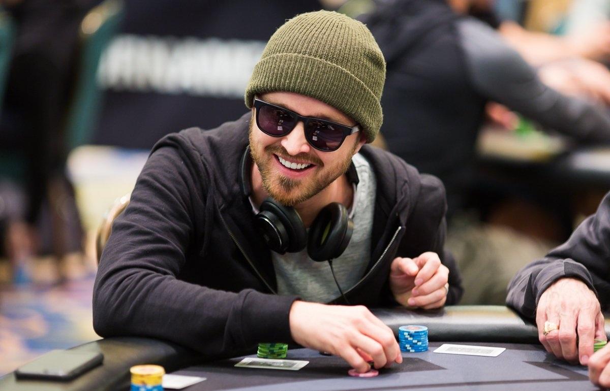 Аарон Пол доволен участием в PokerStars Championship