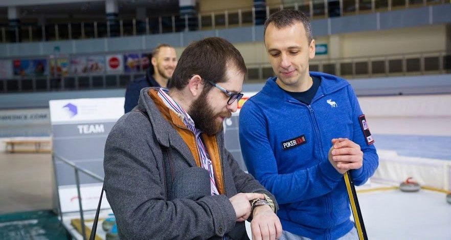 Михаил Сёмин и Илья Городецкий