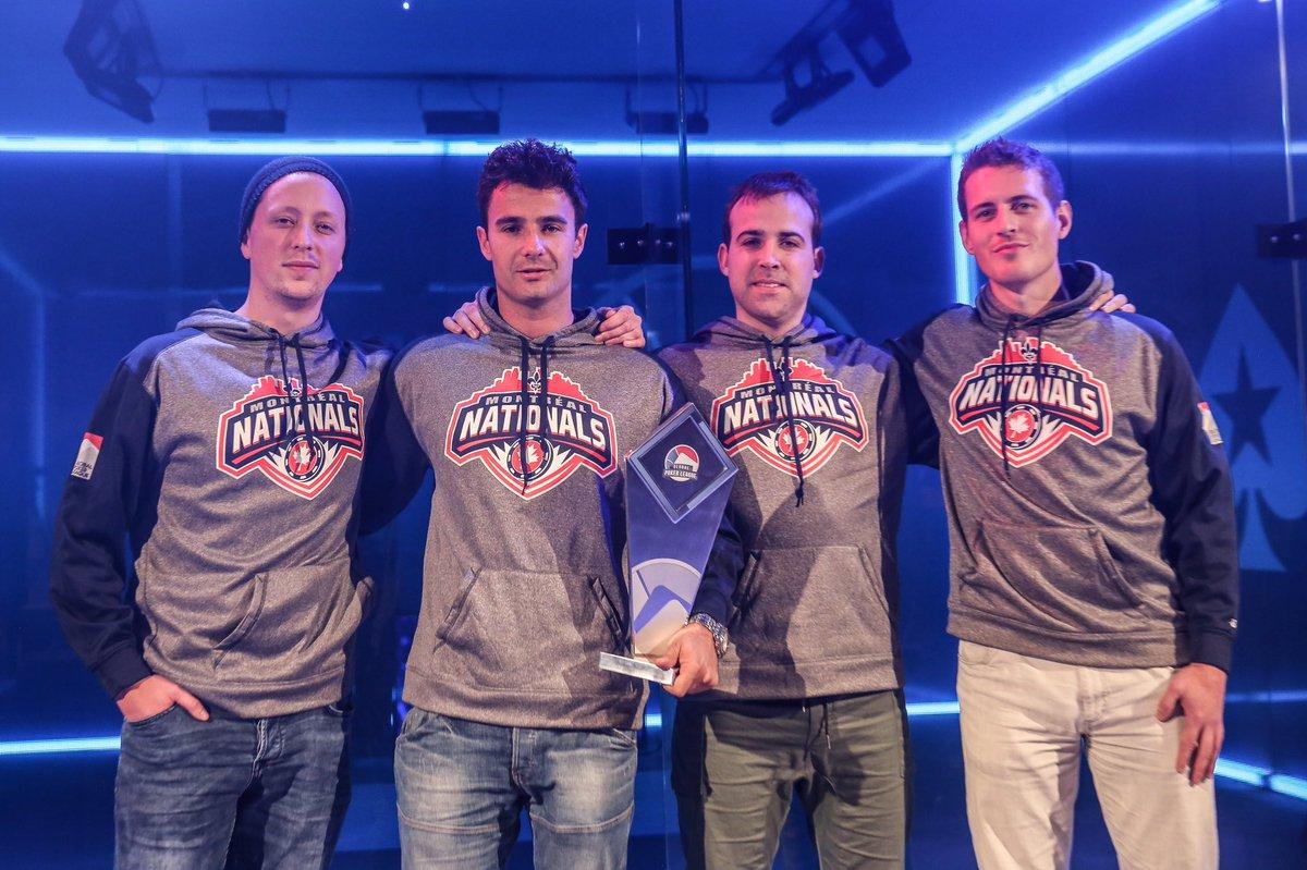 «Montreal Nationals» - чемпионы GPL